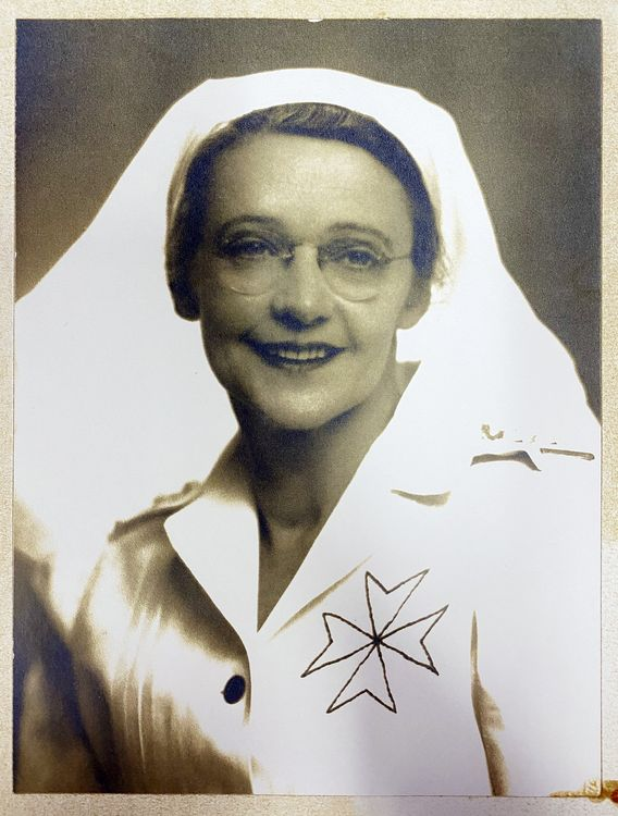 Nurse Ada B. Bromley