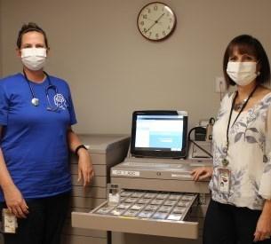 New system transforms medication dispensing at BCHS