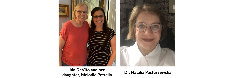 Ida, Melodie and Dr. Natalia Pastuszewska